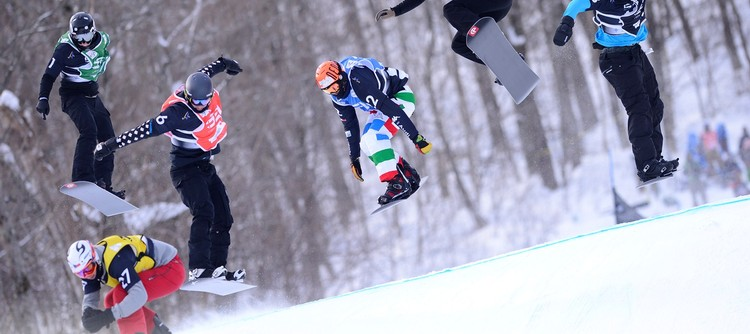 Coppa del Mondo Snowboard Cross